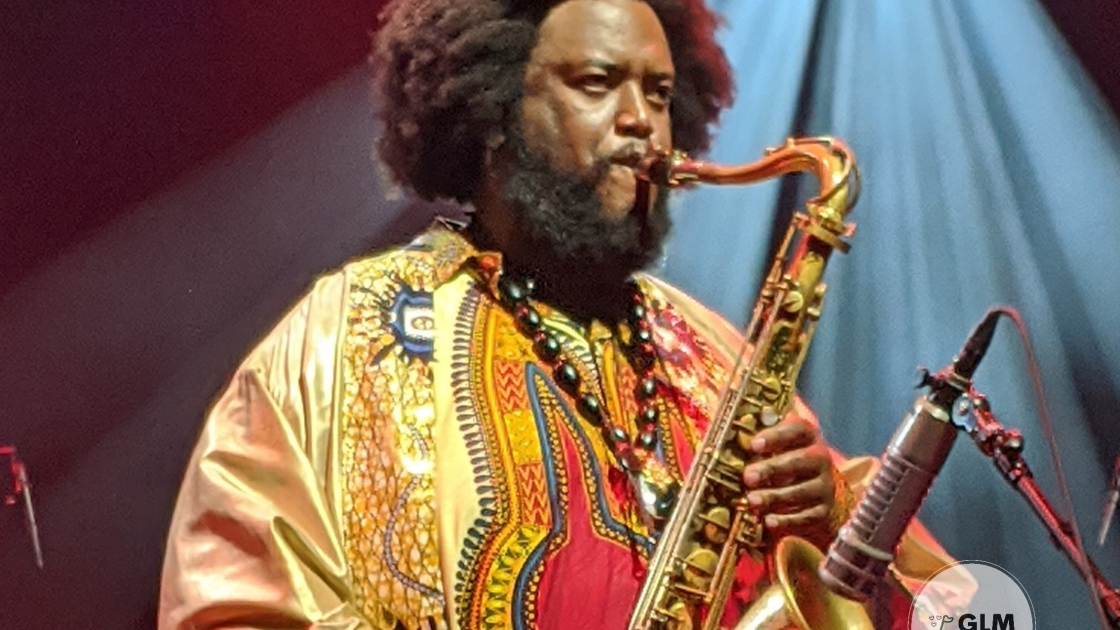 Photo of Kamasi Washington by Jerry Richard for Manadrake Arts & Media